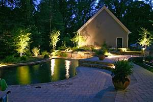 Solar landscape lighting reviews and types