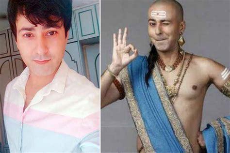 Meet The Tenali Rama Star Krishna Bhardwaj