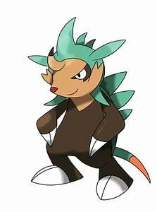 pokemon chespin evolution chart images