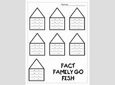 Fact Family Worksheets 1st Grade Kiddo Shelter