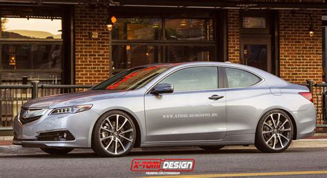Acura Tsx Coupe by Tlx Coupe Would Be Acura S 4 Series Rival Is There Any