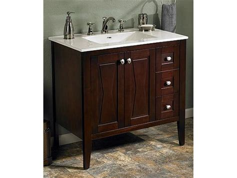 36 Inch Bathroom Vanity Without Top by 36 Inch Bathroom Vanities With Tops Home Design
