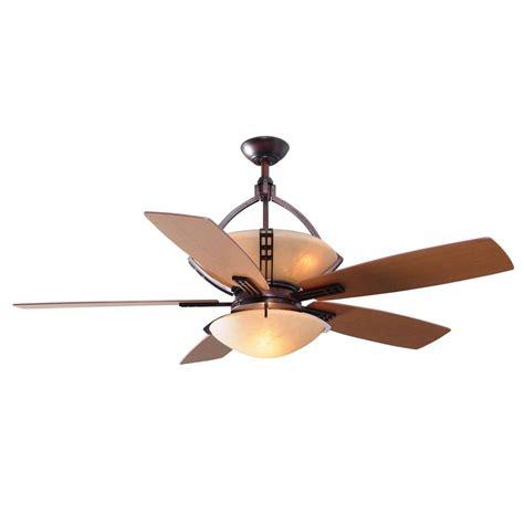 52 inch brookhurst ceiling fan hton bay brookhurst 52 quot oil rubbed bronze ceiling