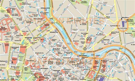 royalty  vienna illustrator vector format city map