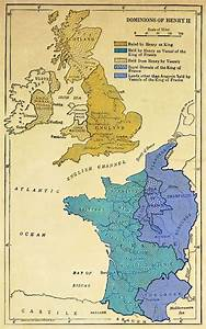 Constitutions Of Clarendon  Maps Of France