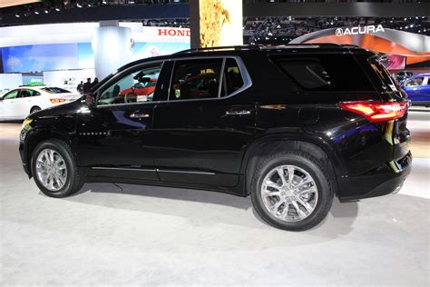 chevrolet crossover 2018 chevrolet traverse review top speed
