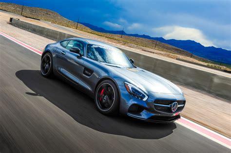 Drive A Mercedes Amg Gt-s In Las Vegas