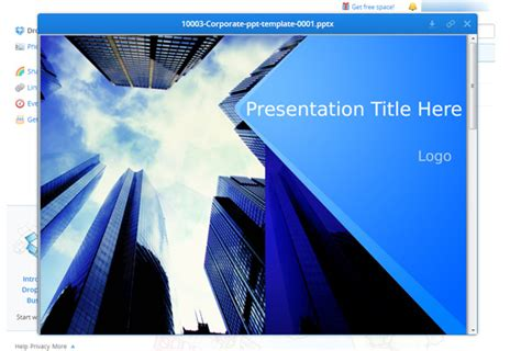 Preview Your Documents And Powerpoint Presentations Using