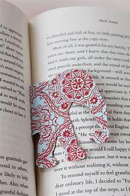 Best Craft Bookmark Template