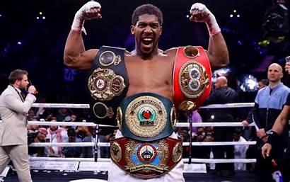 Heavyweight Joshua Ruiz Anthony Champion Rankings Decision