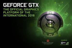Why GeForce Is The Graphics Platform Of The International