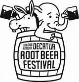 Beer Drawing Root Festival Cartoon Getdrawings Decatur Lineup sketch template