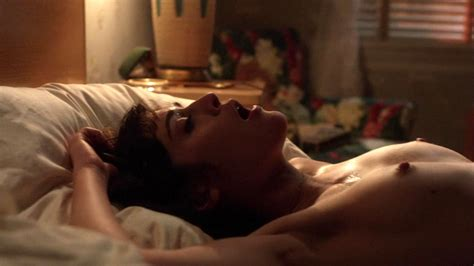 Lizzy Caplan Getting Her Pussy Licked And Fucked In The