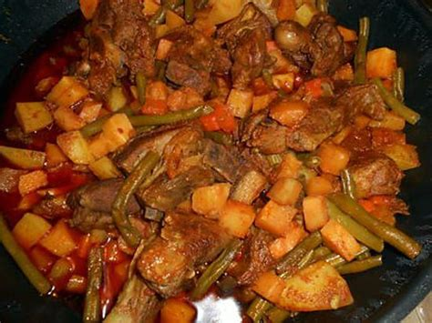 recette de cuisine d automne recette de sauté d agneau sauce épicée et légumes d automne