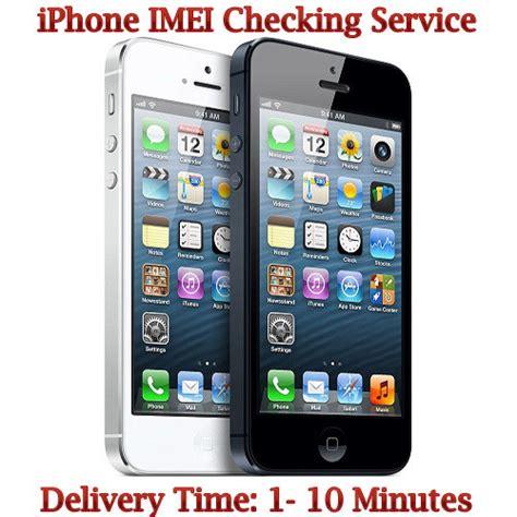 iphone unlock check iphone imei check