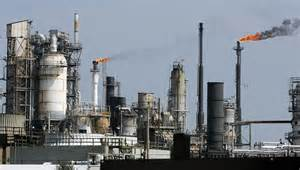 Photos of Oil Refinery