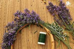 Kränze Binden Aus ästen : lavendel kranz binden ~ Lizthompson.info Haus und Dekorationen