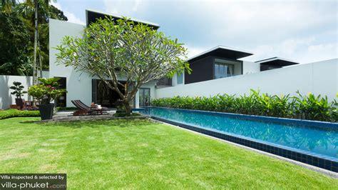 Garden Pool : Baan Yamu Garden Pool In Cape Yamu, Phuket