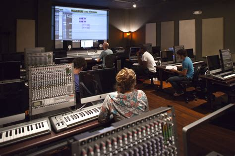 The city of chicago is an internationally recognized epicenter of sound and music experimentation, of which the saic sound community forms an integral and vital part. Atlanta Music Recording School | Audio Engineering | Music Production