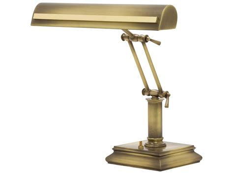 house of troy antique brass with polished brass accents