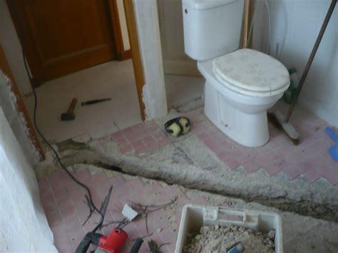 travaux salle de bain rue de la bahuti 232 re