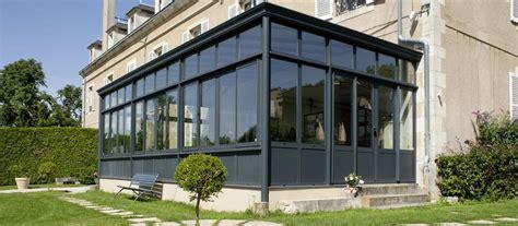 rideau de cuisine en la véranda orangerie d 39 accueil grandeur nature
