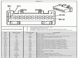 04 Chevy Silverado Radio Wiring Diagram
