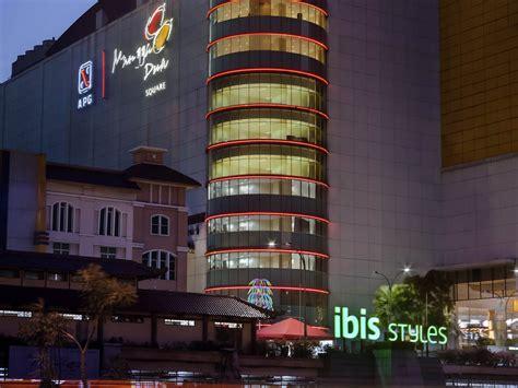 Ibis Styles Jakarta Mangga Dua Square| Premiumeconomy Hotel