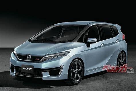 ิคิดอย่างไร ถ้า 2019 Honda Jazz มาหน้าตาแบบนี้ Ridebuster