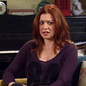 Lily's Sundry Top S08E15 - How I Met Your Mother Style