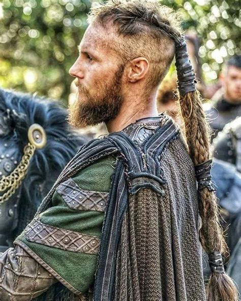 Bold men wear bold beards. Viking Hairstyles For Men | Viking hair, Viking beard ...