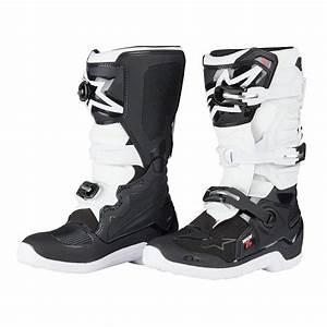 Botte Cross Enfant : bottes cross alpinestars tech 7s black white enfant 2018 ~ Dode.kayakingforconservation.com Idées de Décoration
