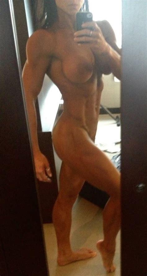 Fit Girl Selfie Nude