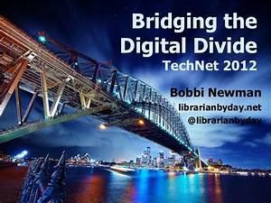 Bridging the Digital Divide: It's more than teaching ...