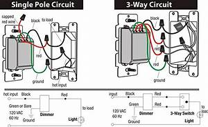 Lutron 3 Way Dimmer Switch Wiring Diagram - Collection