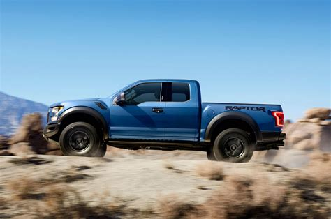 2017 Ford F 150 Raptor Prototype Begins Trail Testing W