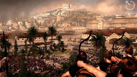 the siege of carthage two total war rome ii screenshots showcase the siege