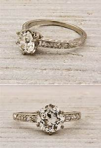 antique engagement rings onewedcom With vintage wedding engagement rings