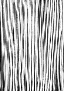 Drawn stripes ink - Pencil and in color drawn stripes ink