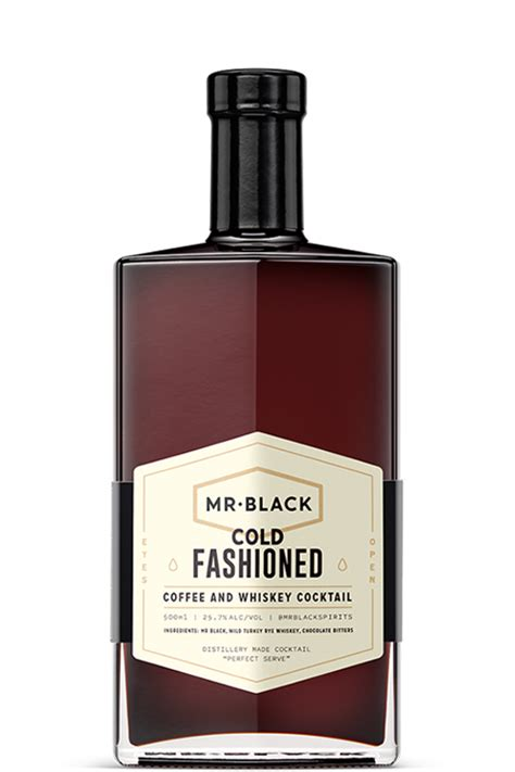 729 studewood st хьюстон, tx 77007 сша. Buy Mr Black Cold Fashioned | Pre-batch cocktail | Mr Black