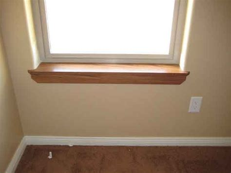 Wood Sills Window by Wood Window Sill Kitchens