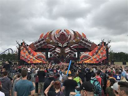 Festival Defqon Stage Wallpapers Hardstyle Italobrothers Stamp