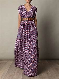 maxi dress apparently its easy to sew its just 4 With robe sympa