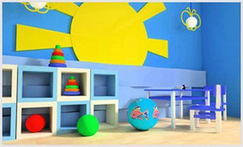 daycare spaces plans architect renovation  daycare