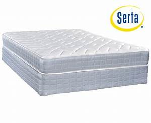 Serta comfort ease firm mattress set king deals for Best deal on king mattress set