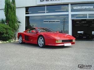 Dutheil Automobiles : 1988 ferrari testarossa 380 5 0l car photo and specs ~ Gottalentnigeria.com Avis de Voitures