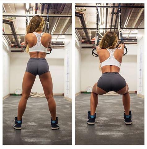 squats sommer ray myokore  pinterest squats