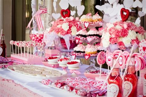 decoracion san valentin ideas  enamoran