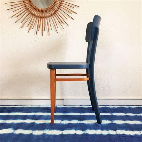 thonet chaise chaise bistrot thonet en bois vintage rénové repurpose