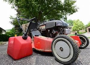 Best Gas Self Propelled Lawn Mowers Reviews  U0026 Guide